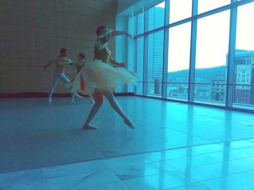 Pittsburgh Ballet Theater - Swan Lake sneak peak performance